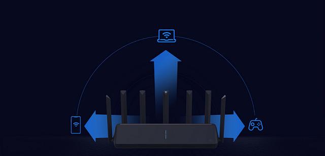 يدعم تقنية Beamforming  لتحسين الإشارة الموجهة