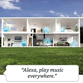 More music in more rooms