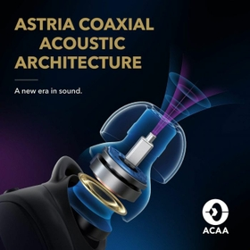 Astria Coaxial Acoustic Architecture