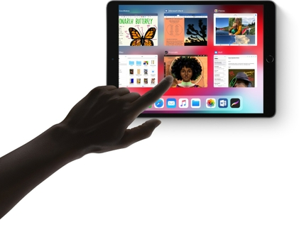 Apple's iOS: Designed to help you get the most out of iPad.