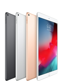 NEW Apple iPad Air: Power Isn't Just For The Pros.