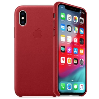 Leather Case | Apple iPhone XS MAX Case | Xcite Kuwait
