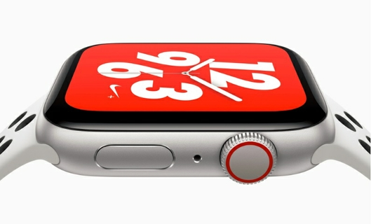 Nike Watch Faces Pushed Further.