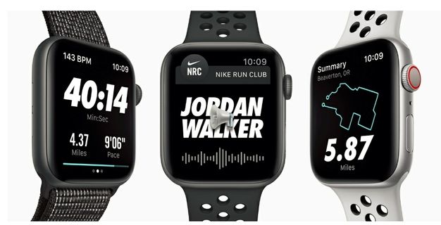Nike Run Club App. There's More In It, So You Can Get More Out.
