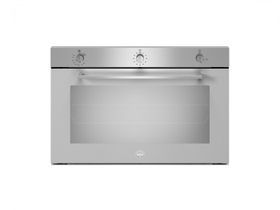 90 CM Fan assisted gas built-in oven