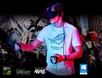 VR/MR: Action-packed Virtual Reality/Mixed Reality