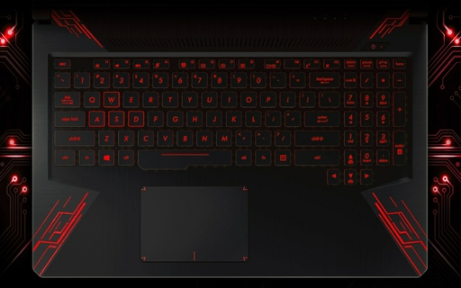 Extra Durable Keyboard:  Optimized For Gaming And Typing