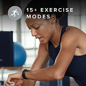 15+ Exercise Modes