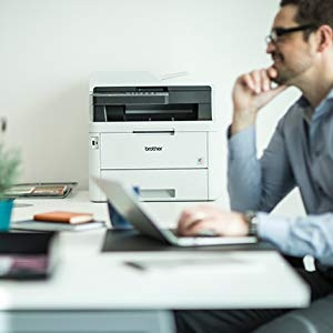 MFC-L3750CDW all-in-one wireless colour laser printer