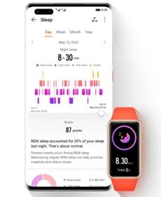 TruSleep 2.0 Sleep Tracking