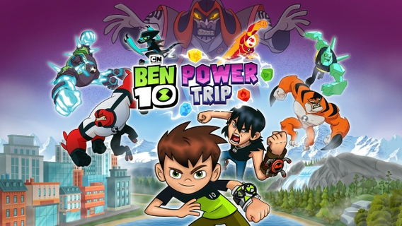 Evil Hex has cursed Europe – and only Ben 10 can stop him! Explore a 3D world filled with combat, puzzles and secrets as you save the day!