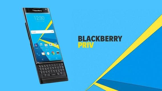 Buy BLACKBERRY Priv 32GB Black online at Best Price in Kuwait | Xcite