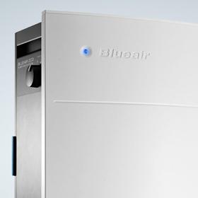 Unique Blueair HEPASilent Technology