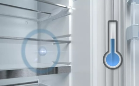 FreshSense: perfect storage climate