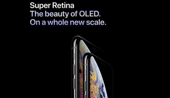 شاشة Super Retina كبيرة وأكثر