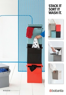 Stackable Laundry Box