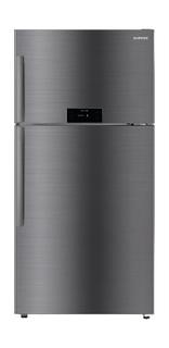 A Wide Top Freezer Refrigerator