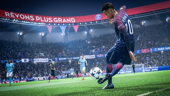 Champions Rise in FIFA 19