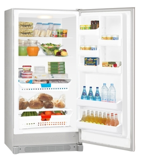 Ergonomic Design Single Door Refrigerator