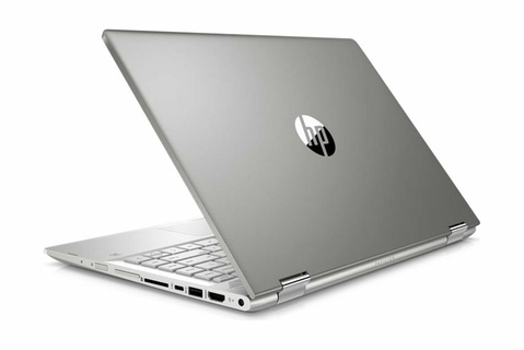 Hp Pavilion X360 Core I7 16gb Ram 1tb Hdd 128gb Ssd 2gb Graphics 14 Inch Fhd Touch Convertible Laptop 14 Dh0008ne Gold Xcite Kuwait