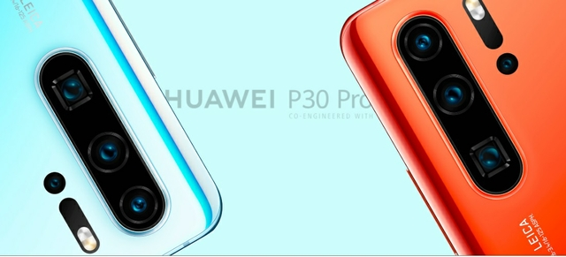 Huawei P30 PRO: Rewrite The Rules of Photography