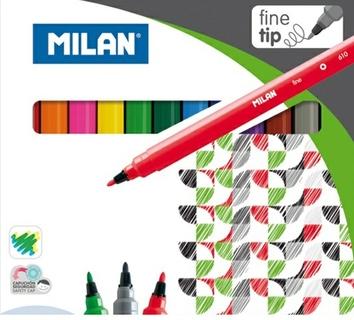 Box if 13 Fine-Tip Fibre Pens