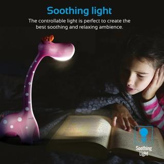 مصباح الليل LED يعمل باللمس