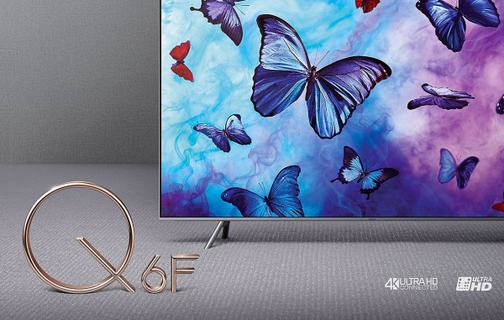 QLED. The Next Innovation in TV.