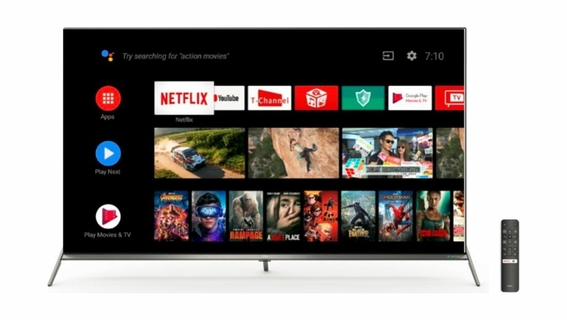 Android TV: Entertainment Tailored For You