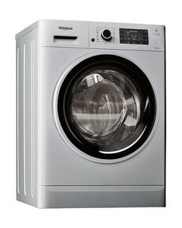 2-in-1 Design: Washer + Dryer