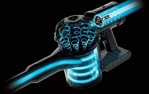 The Dyson digital motor V7