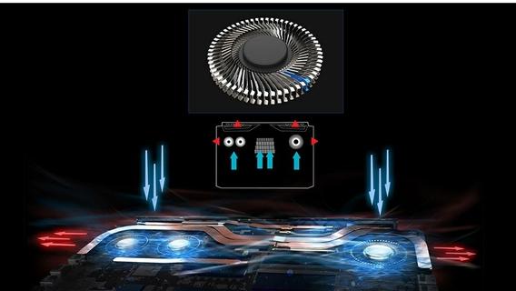 New 4th Gen Aeroblade 3D Fan