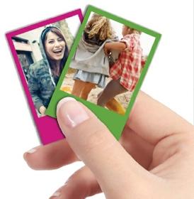 Polaroid 2x3 Zink 20 Pack Rainbow Frame Camera Paper Xcite Kuwait