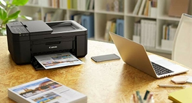 An All-In-One Wireless Home Printer