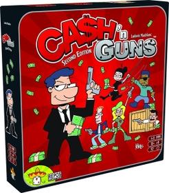 Cash'n Guns Board Game
