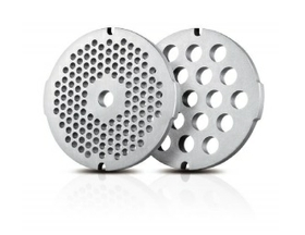 2 Stainless Steel Discs
