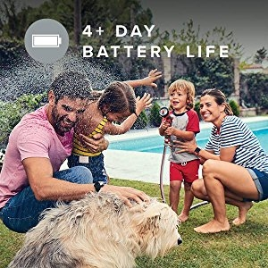 4+ Day Battery Life