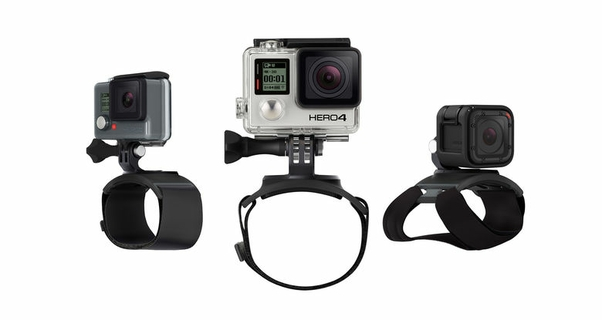 Compatible with most GoPro cameras
