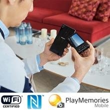 Simple Connectivity To Smartphones Via Wi-Fi And NFC