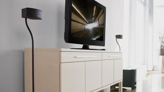 Bose Ufs 20 Floor Speaker Stand Pair Black Xcite