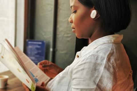 إضفاء الطابع الشخصي على تجربة الاستماع الخاصة بك مع إلغاء الضوضاء القابل للتعديل