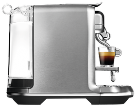 8 beverage selections with adjustable settings