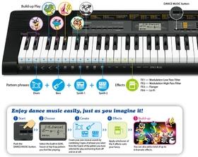 Dance Music Mode