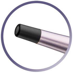 13–25mm Conical Barrel for Soft Spiral Curls