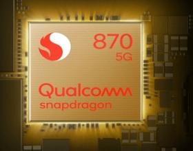 Qualcomm Snapdragon™ 870