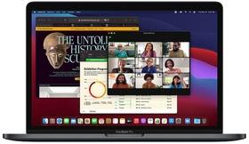 macOS Big Sur يُظهر قوته مع شريحة M1