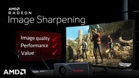 تقنيات بطاقة الرسومات: AMD RADEON IMAGE SHARPENING