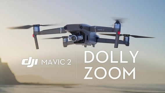 """Fantastic Quickshot """"Dolly Zoom"""""""