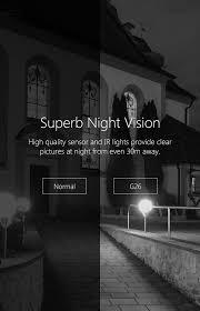 Superb Night Vision