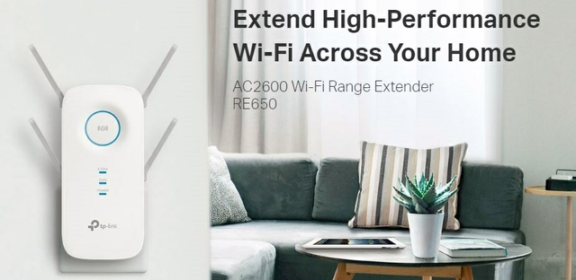 Extend High-Performance Wi-Fi Across Your Home